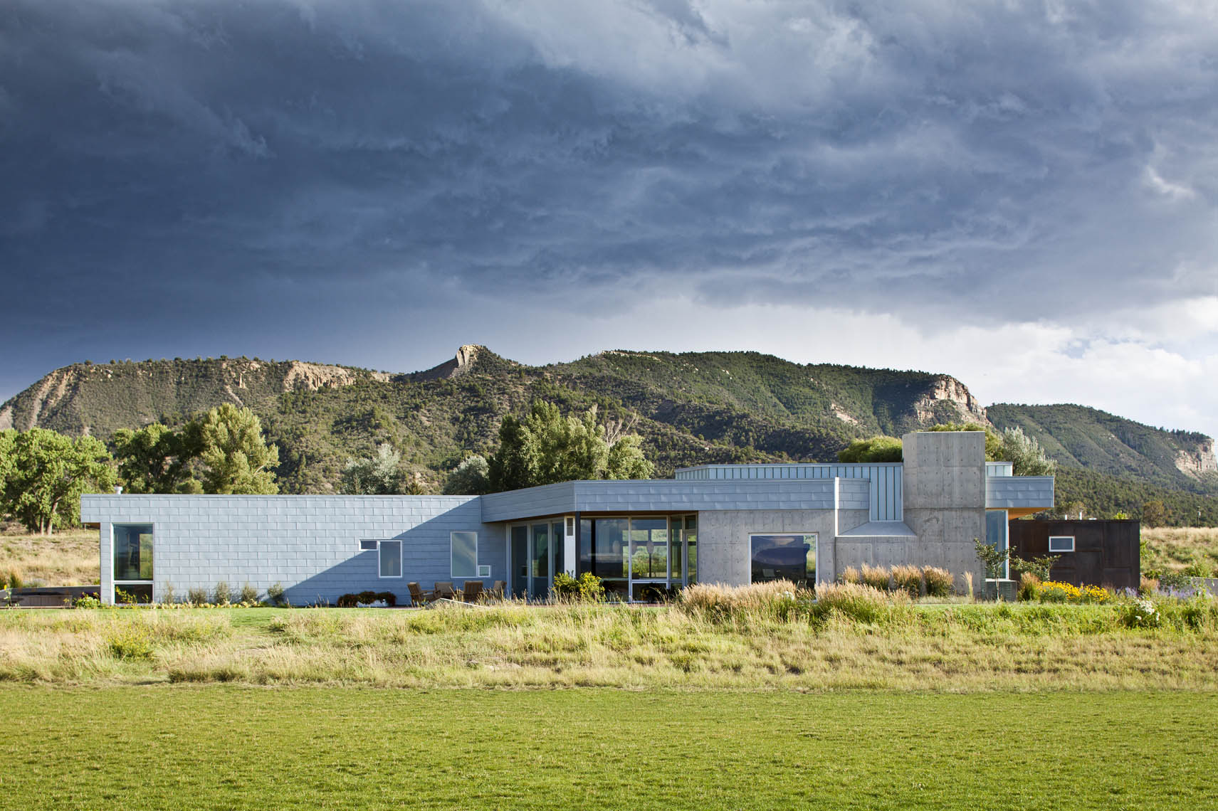 Contemporary residential architecture, Mancos